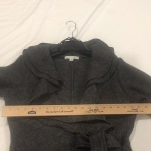 Sarah Spencer Jackets & Coats - Sarah Spencer Wool Wrap Jacket Size Small